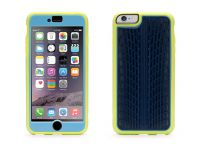 Griffin Identity Performance, iPhone 6 Plus Case, Blauw / Groen - 18552