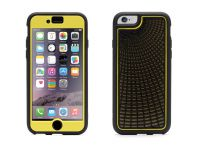 Zoom in op Griffin Identity Performance, iPhone 6 Case, Radiant / Zwart