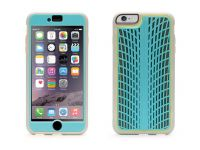 Griffin Identity Performance, iPhone 6 Plus Case, Turquiose / Grijs - 18564