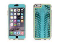 Griffin Identity Performance, iPhone 6 Plus Case, Turquiose / Grijs - 18564