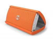 InnoDevice InnoFLASK, draagbare Bluetooth Luidspreker met batterij, oranje - 18726