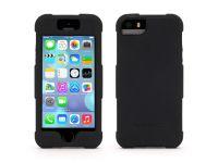 Griffin Survivor Skin, iPhone 5/5S Case, zwart - 18746