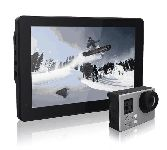 Zoom in op Lilliput MoPro7, 7 inch  (1280x800) mobiele HDMI-Monitor voor GoPro Hero 3+ & 4 en DSLR, zwart