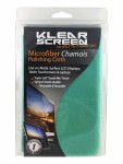 iKlear Klearscreen Microfiber Chamois Cloth, Turquoise - 18881