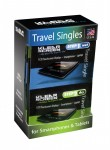 iKlear Screen Travel Singles, 12-Pack Reinigingsdoekjes voor Smartphones & Tablets - 18883