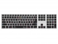 Lightroom QWERTY Keyboard Cover voor Apple Ultra-Thin Keyboard met Num Pad - 18949