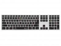 Lightroom QWERTY Keyboard Cover voor Apple Ultra-Thin Keyboard met Num Pad - 18949