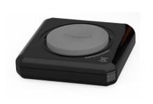allocacoc PowerRemote Zwart, Afstandsbediening voor PowerCube Remote, werkt zonder batterijen - 18957