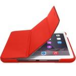 Macally BOOKSTAND ProAir, iPad Pro 9.7 / iPad Air 2 Case / Steun, Rood - 18975