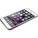 Zoom in op Macally LUXRP7M-B, elegante beschermhoes voor iPhone 7, Black