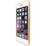 Zoom in op Macally LUXRP7L-GO, elegante Beschermhoes voor iPhone 7 plus, Gold