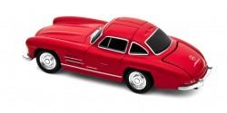 AutoDrive, USB 2 Flash Drive, Mercedes 300 SL, 16 GB, rood - 19094