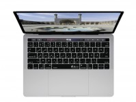 Zoom in op Persische (Farsi) QWERTY ISO Keyboard Cover voor MacBook Pro met Touch Bar (Late 2016)