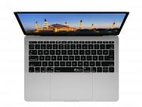 Zoom in op Turkse QWERTY ISO Keyboard Cover voor MacBook Pro met Touch Bar (Late 2016)