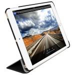 Macally BSTAND5, Hoes/Steun voor iPad 9.7 (5e Gen, 2017), Zwart - 19146