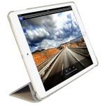 Macally BSTAND5, Hoes/Steun voor iPad 9.7 (5e Gen, 2017), Goud - 19148