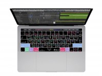 Logic Pro X QWERTY Keyboard Cover voor MacBook Pro met Touch Bar (Late 2016) - 19149