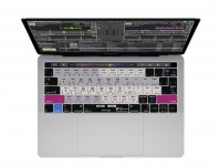 Zoom in op Traktor Pro 2 QWERTY Keyboard Cover voor  MacBook Pro met Touch Bar (Late 2016)