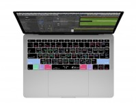 Logic Pro X QWERTY Keyboard Cover voor  MacBook Pro zonder Touch Bar (Late 2016) - 19180