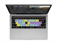 Final Cut Pro X QWERTY Keyboard Cover voor  MacBook Pro zonder Touch Bar (Late 2016) - 19181