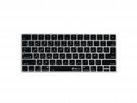 Arabische QWERTY ISO Keyboard Cover voor Apple Magic Keyboard Alu Bluetooth zonder numeriek toetsenblok - 19182